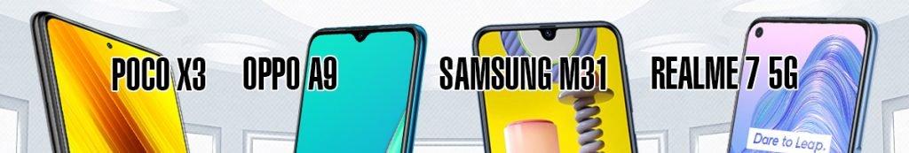 Estos son los mejores móviles de gran calidad y precio contenido que podemos encontrar en el marcado actual.