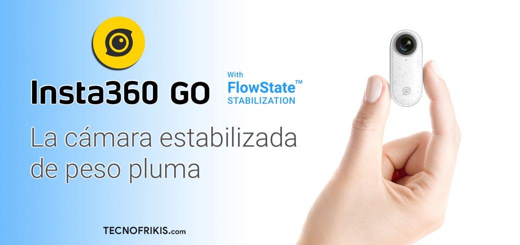 Insta360 Go Portada