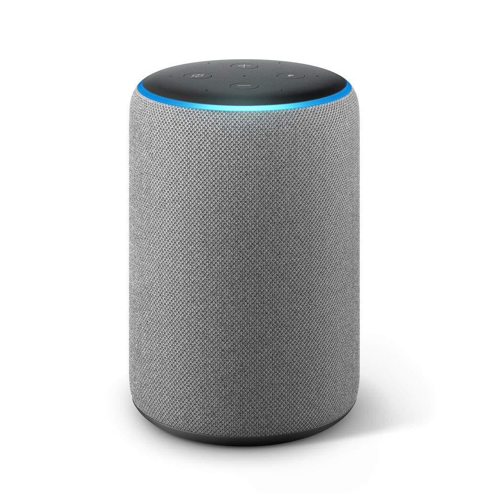 Echo Plus color gris