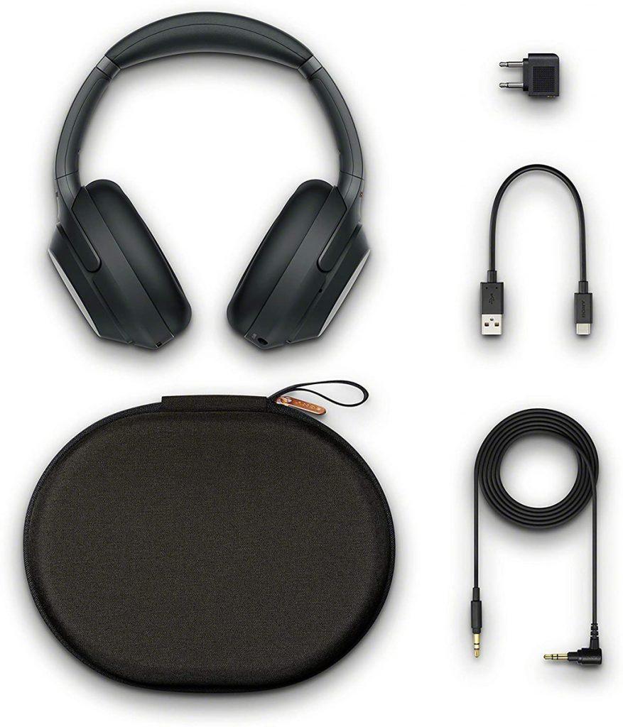 Sony WH-1000XM3 - Contenido