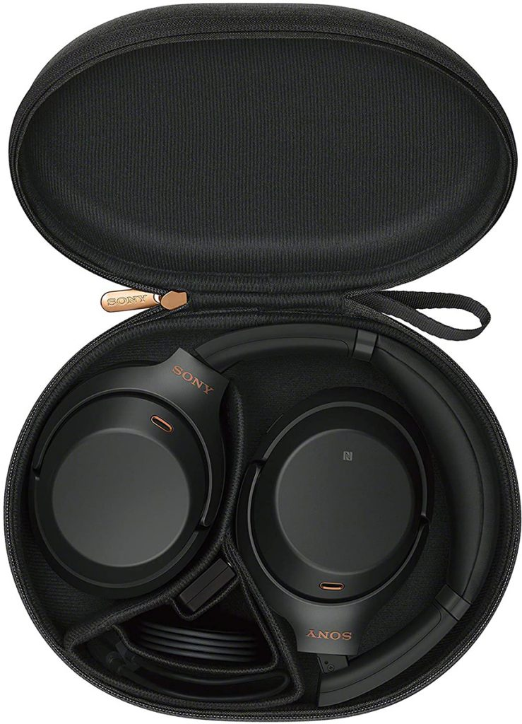 Sony WH-1000XM3 - estuche