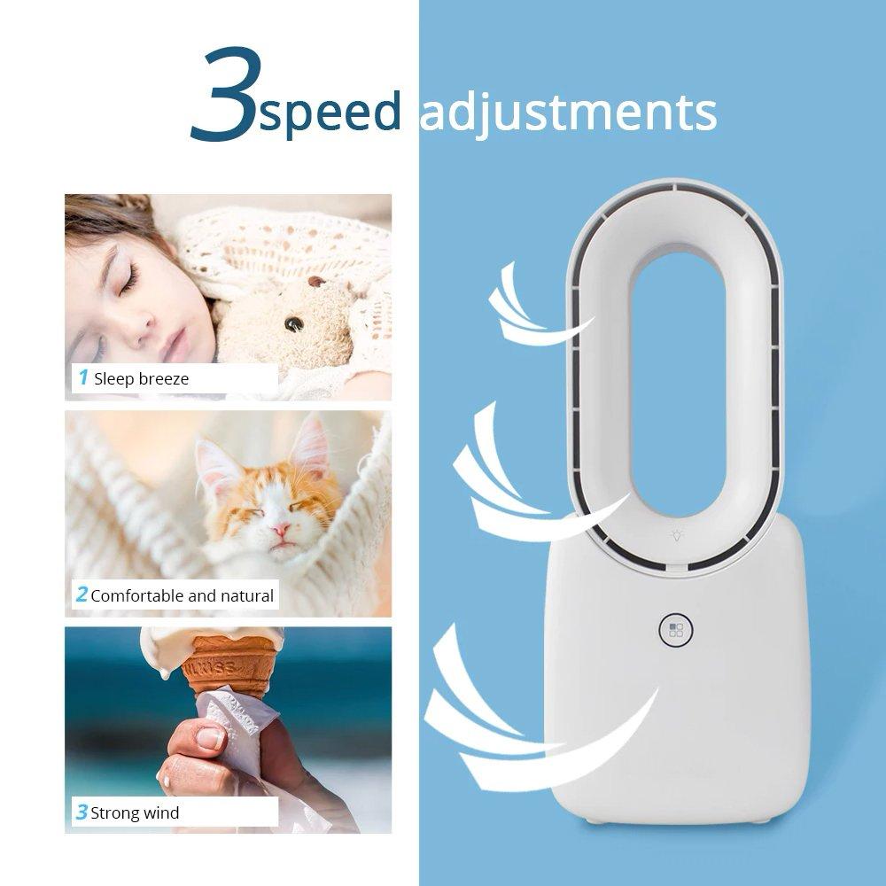 Ventilador Inteligente - Benexmart 3 velocidades