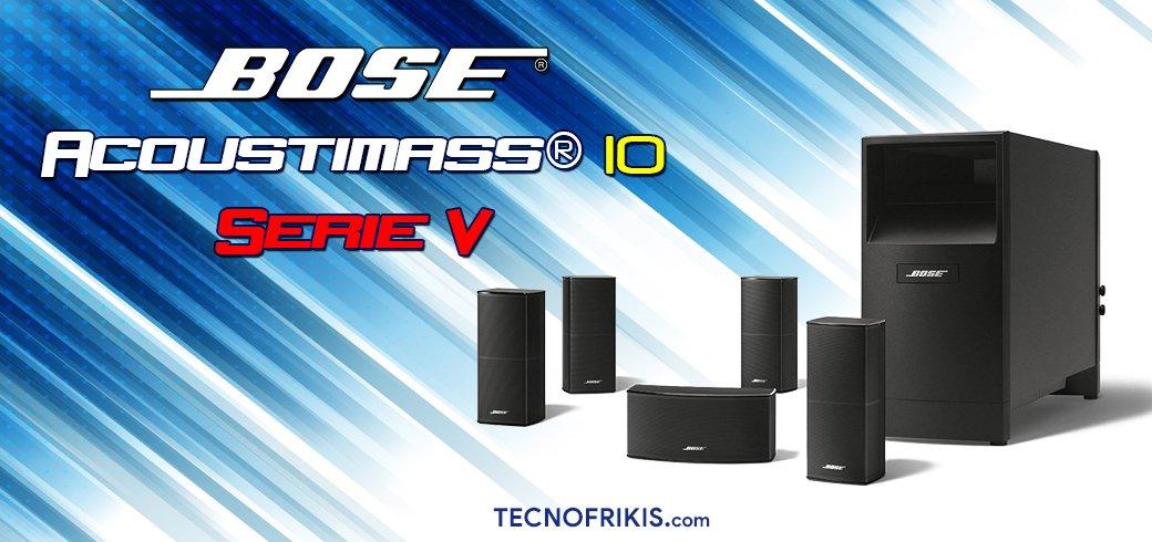 Bose Acoustimass 10 Serie V Portada