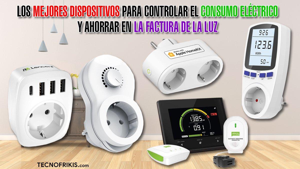 Consumo eléctrico - Portada