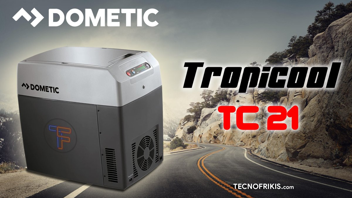 Dometic Tropicool TC 21 Portada