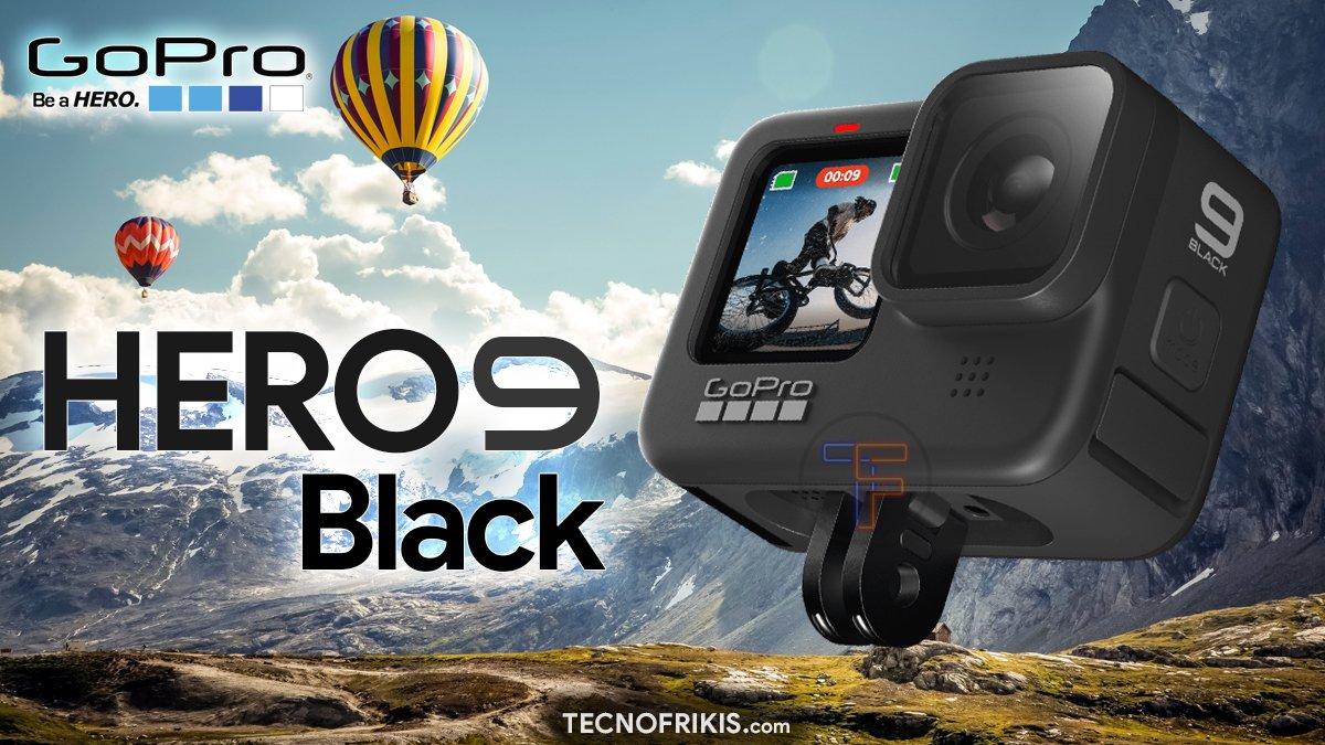 GoPro HERO9 Black - Portada