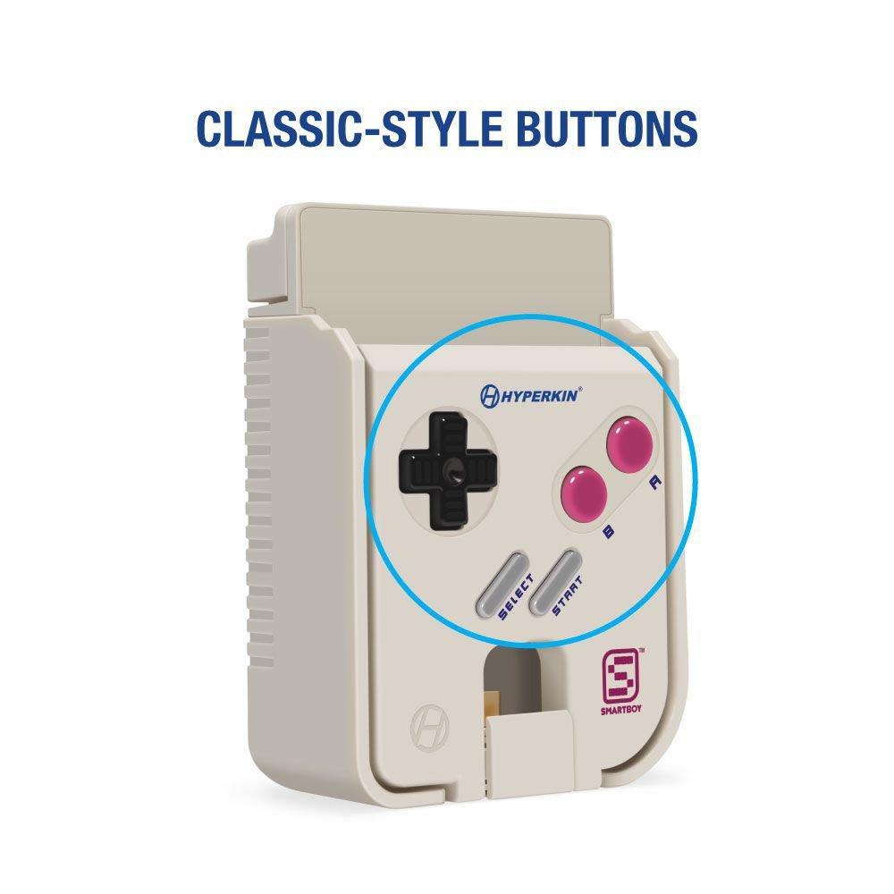 Hyperkin SmartBoy - Botones estilo al GameBoy original