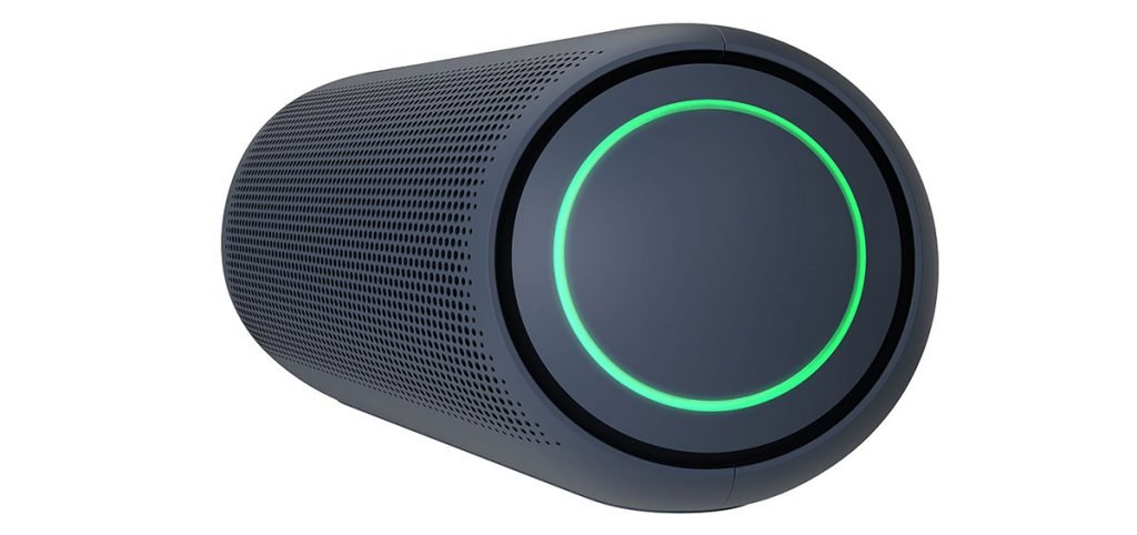 LG XBOOM Go PL5 Luces