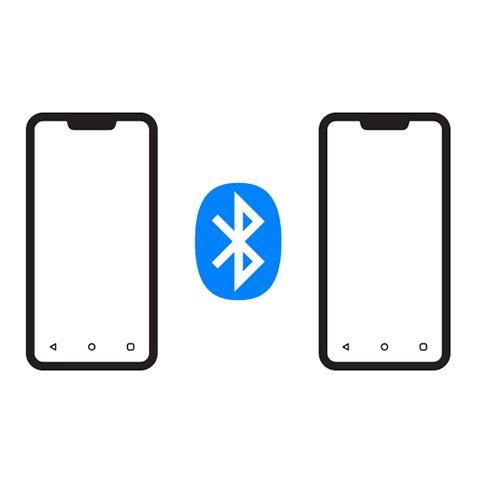 LG XBOOM Go PL5 - Compartir via Bluetooth