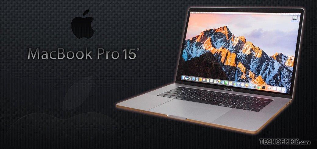 MacBook Pro Portada
