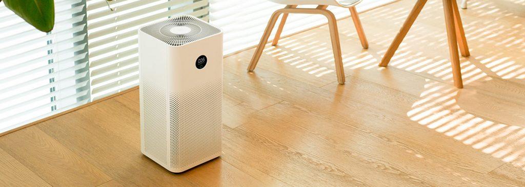 Purificador de aire con filtro HEPA de Xiaomi
