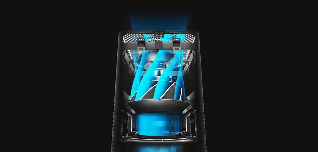 Mi Air Purifier 3H - Conductos, Purificador de aire con filtro HEPA de Xiaomi