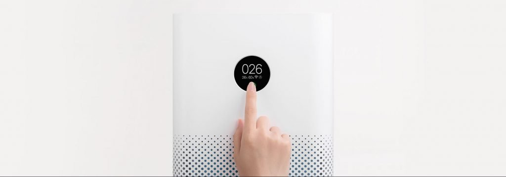Mi Air Purifier 3H - Display,Purificador de aire con filtro HEPA de Xiaomi