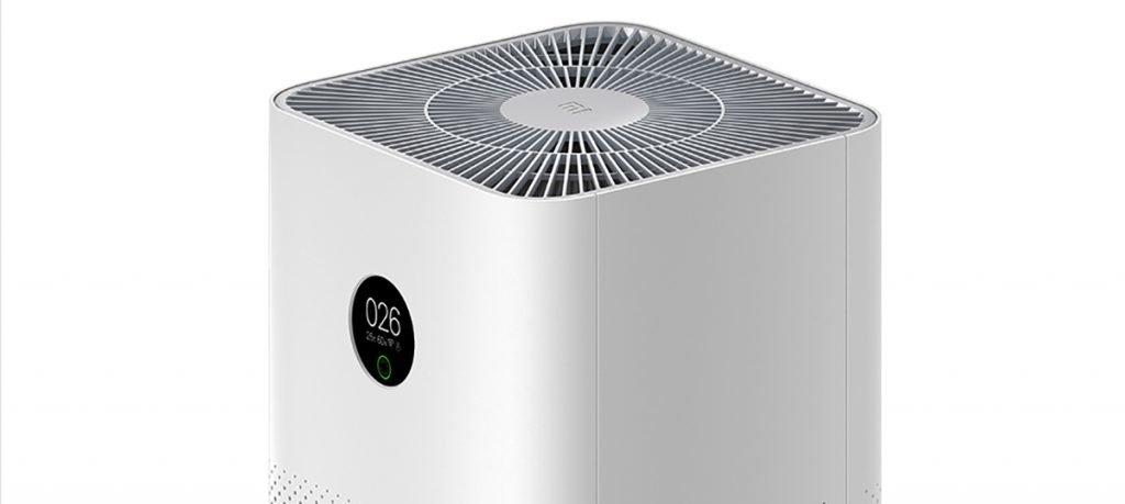 Mi Air Purifier 3H - Rejilla, Purificador de aire con filtro HEPA de Xiaomi