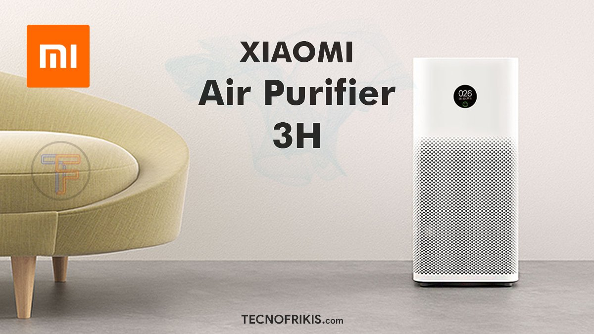 Mi Air Purifier 3H - Portada