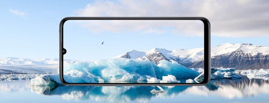 Xiaomi Mi 10 Lite 5G - pantalla espectacular