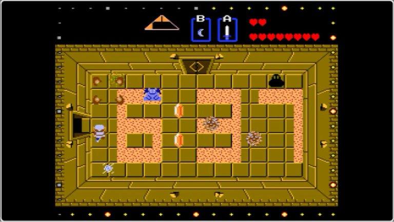 Nintendo Game & Watch Zelda - Reloj interactivo