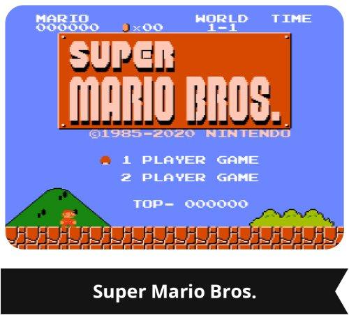 Nintendo Game & Watch Mario - El primero, el Super Mario Bros.