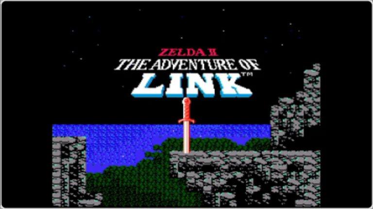 Nintendo Game & Watch Zelda - La segunda aventura de Link