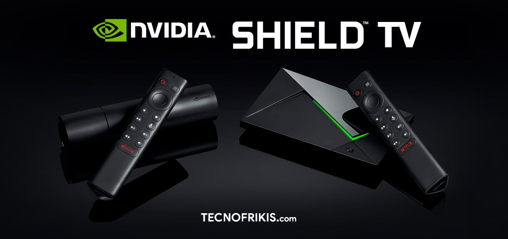 Nvidia SHIELD TV Portada