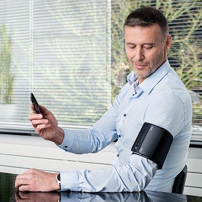 Omron Evolv Smart - Monitoreo de la Tensión