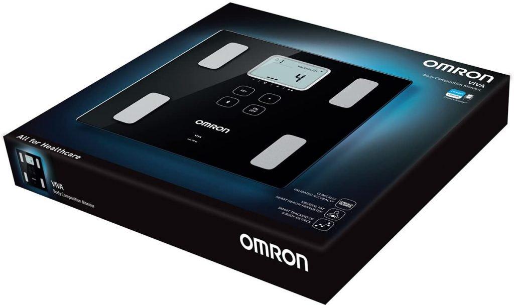 Báscula inteligente Omron VIVA Packaging