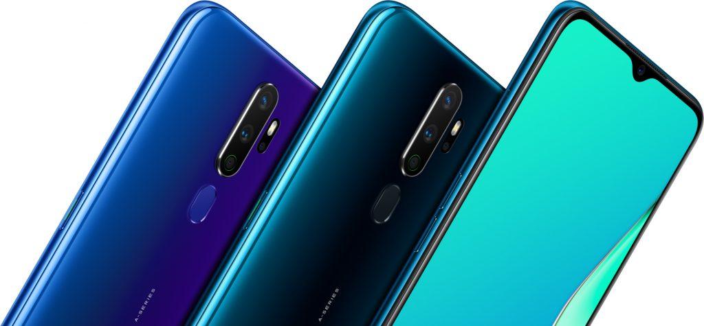 """Comparativa 2021 - OPPO A9 2020 - Smartphone de 6.5"""" HD+, 4G Dual Sim, 8 Core, 128 GB, 4 GB RAM, 48 + 8 + 2 + 2 MP, 16 MP, Verde Marino"""