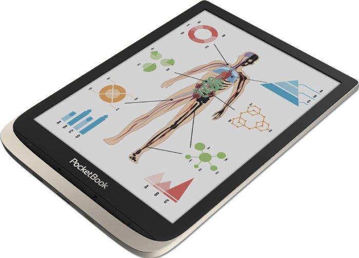 PocketBook InkPad Color está equipado con un procesador Dual-Core