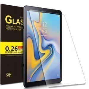 IVSO Samsung Galaxy Tab A 10.5 SM-T590/T595 Templado Protector, Premium Cristal Protector de Pantalla de Vidrio Templado para Samsung Galaxy Tab A SM-T590/SM-T595 10.5 2018 Tableta (1 Pack)