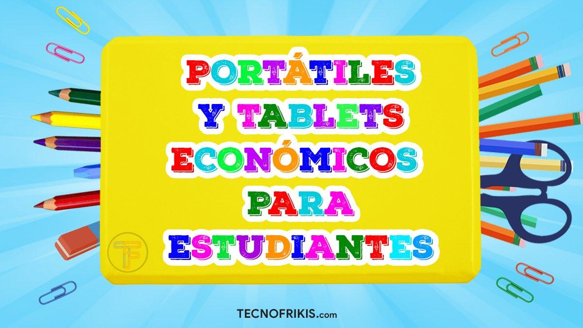 Portátiles y Tablets Portada