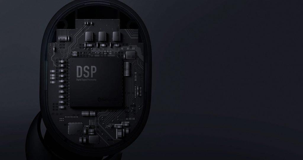Xiaomi Redmi Airdots TWS Auriculares inalámbricos Bluetooth 5.0 Auriculares Caja de Carga Sonido estéreo con micrófono Manos Libres Audífonos Control de AI, Negro