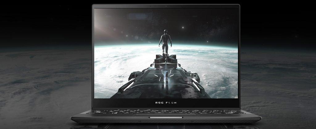 "ASUS ROG Flow X13 GV301QH-K6022T - Ordenador Portátil Gaming de 13.4"" WUXGA (AMD Ryzen 9 5900HS, 16GB RAM, 1TB SSD, NVIDIA GeForce GTX 1650 4GB GDDR6, Windows 10 Home) Negro-Teclado QWERTY español"