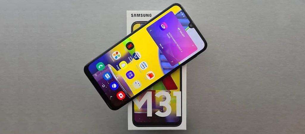 """Comparativa 2021 - Samsung Galaxy M31 - Smartphone Dual SIM, Pantalla de 6.4"""" sAMOLED FHD+, Cámara 64 MP, 6 GB RAM, 64 GB ROM Ampliables, Batería 6000 mAh, Android, Versión Española, Color Negro"""