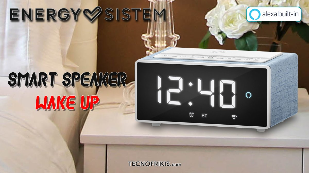Smart Speaker Wake Up Portada
