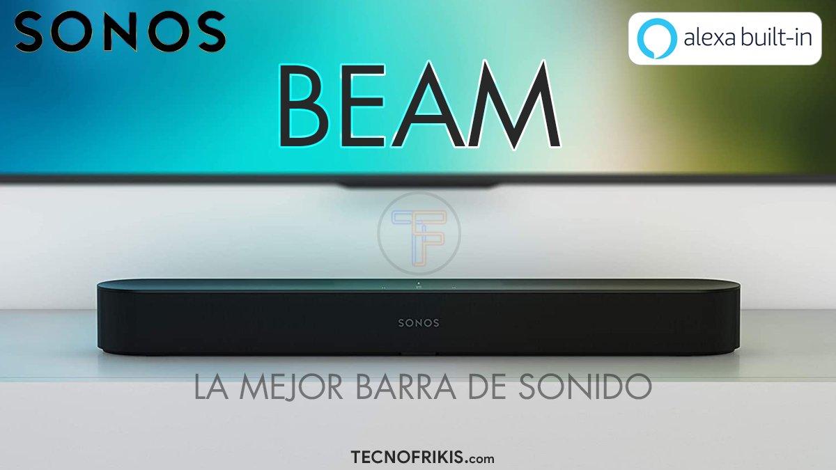 Sonos Beam Portada