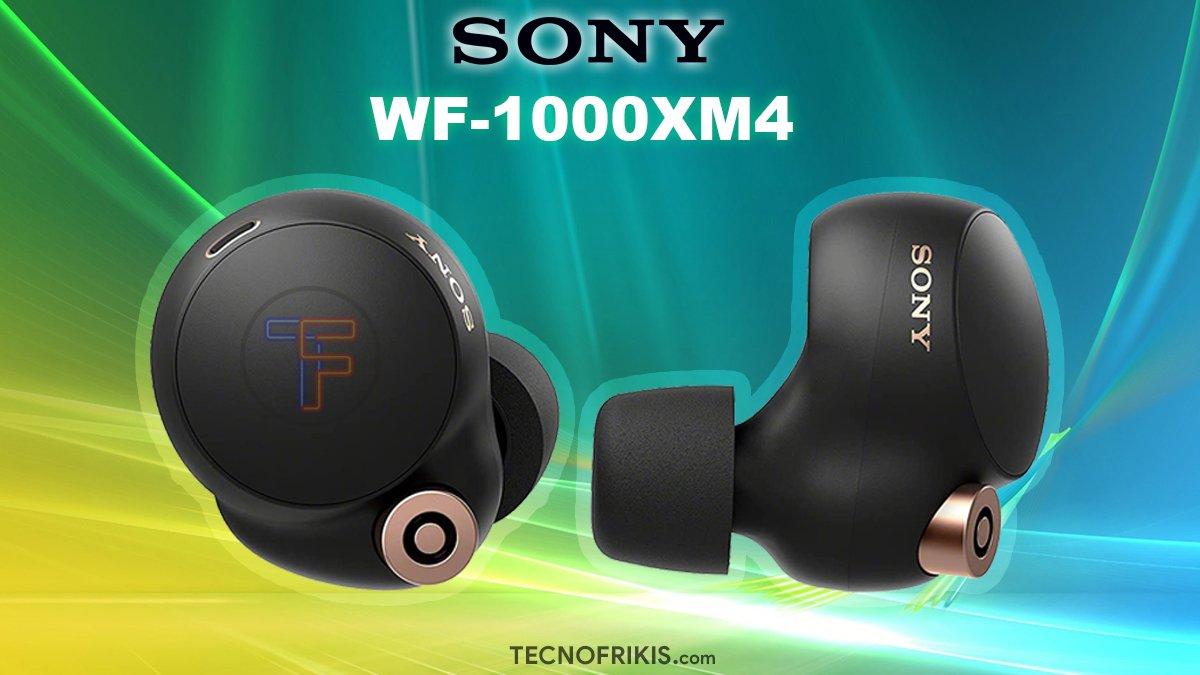 WF-1000XM4 Portada