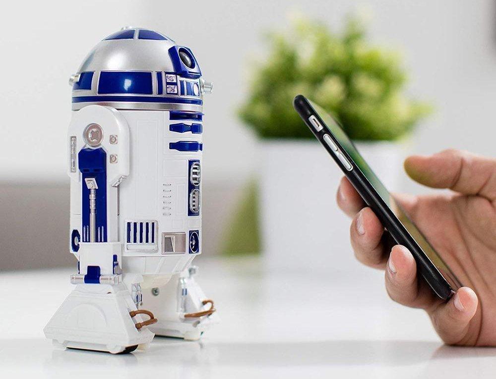 R2-D2 Control con el móvil