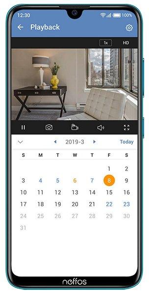 Tapo C200 - Muy fácil de utilizar con su aplicación