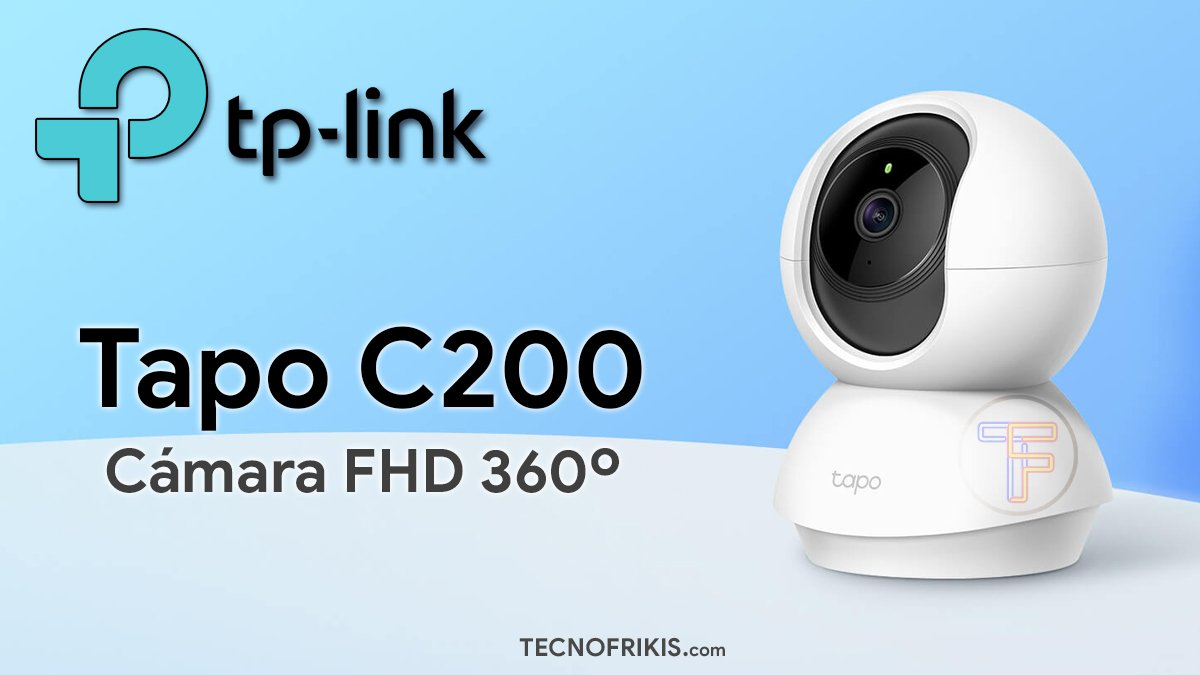 Tapo C200 - Portada
