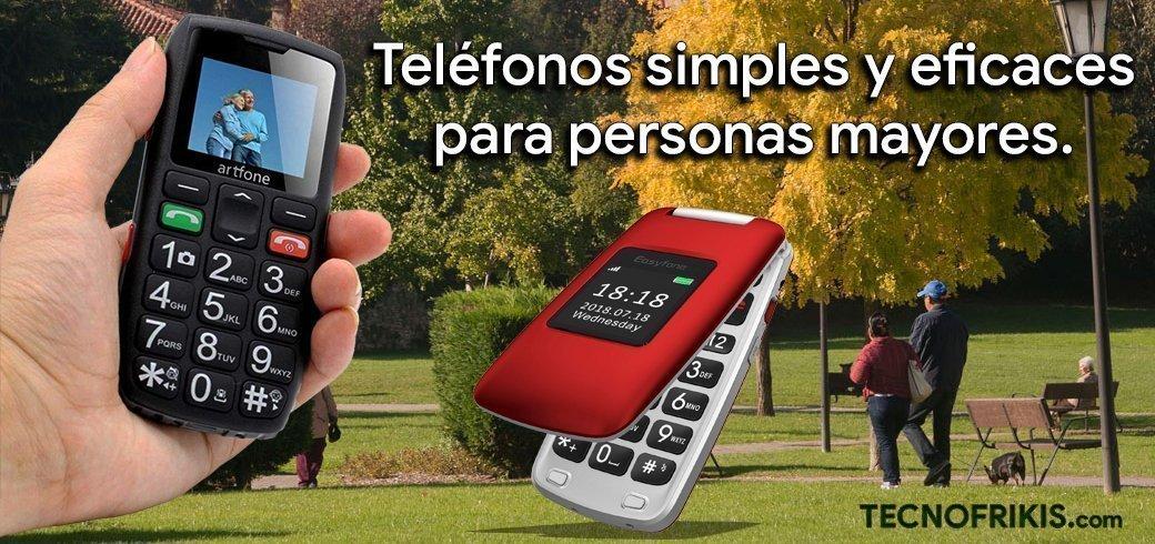 Teléfonos Adultos Portada