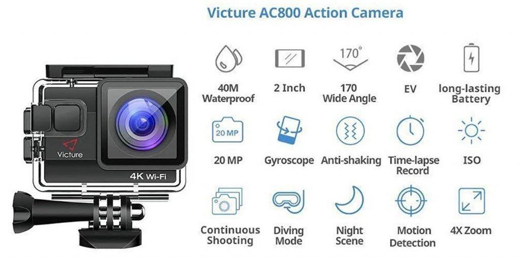 Características AC800