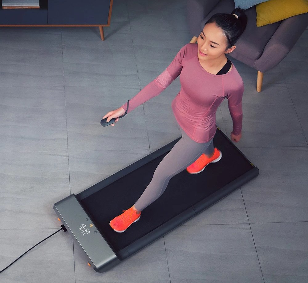 WalkingPad A1 - El ejercico en casa
