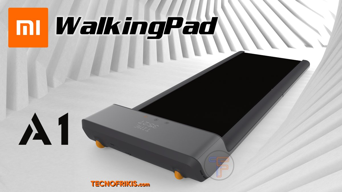 WalkingPad A1 - Portada
