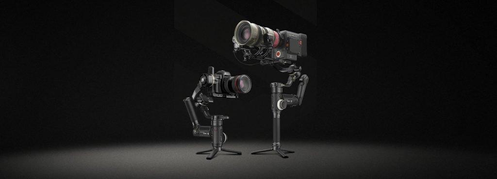 ZHIYUN Crane 3S Smartsling Kit Estabilizador Gimbal de mano de 3 ejes para cámaras y videocámaras DSLR (con Smartsling Handle)
